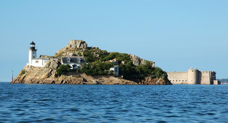 le taureau forteresse vauban baie de morlaix